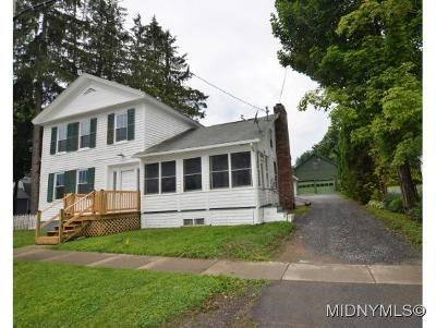 Single Family Home For Sale: 2683 State Route 12b