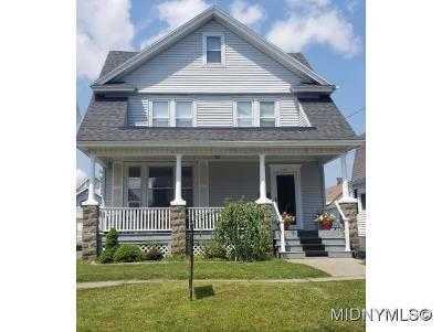 Oneida County Single Family Home For Sale: 1132 Hilton Ave