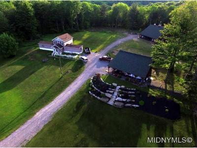 Madison County Single Family Home For Sale: 10865 Hollow Rd