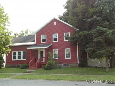 Oneida County Single Family Home For Sale: 32 Higby Road