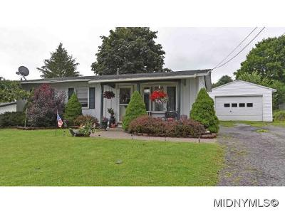 Oneida County Single Family Home For Sale: 511 Keyes Road