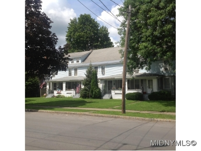 Rome NY Multi Family Home For Sale: $192,000