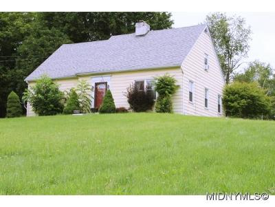 Herkimer County Single Family Home For Sale: 718 West German Street