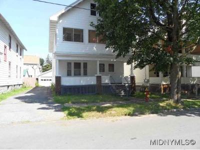 Utica Multi Family Home For Sale: 1626 Bennett St