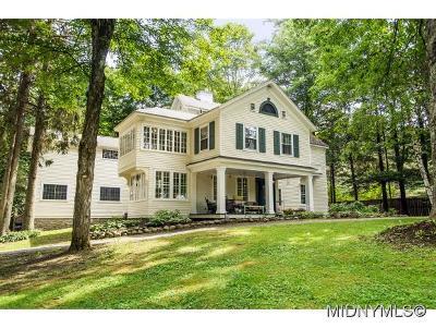 BARNEVELD Single Family Home For Sale: 8246 Trenton Falls Rd.