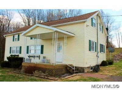 Herkimer, Ilion, Little Falls, Mohawk, Schuyler Single Family Home For Sale: 264 Beacon Road