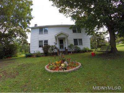 Herkimer, Ilion, Little Falls, Mohawk, Schuyler Single Family Home For Sale: 242 Ferncliff Rd