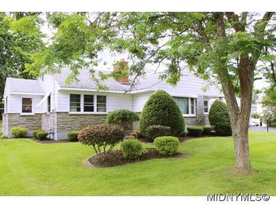 Herkimer County Single Family Home For Sale: 127 Walnut Avenue