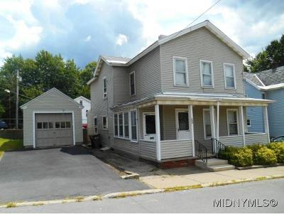 Rome Single Family Home For Sale: 244 Spring St