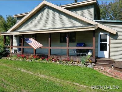 Madison County Single Family Home For Sale: 8240 Lewis Point Rd.