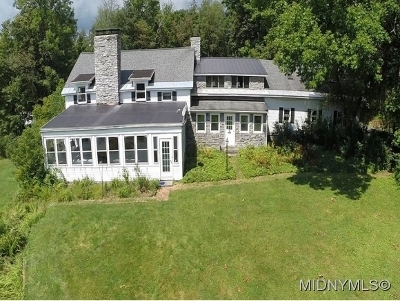Oneida County Single Family Home For Sale: 5917 Military Rd