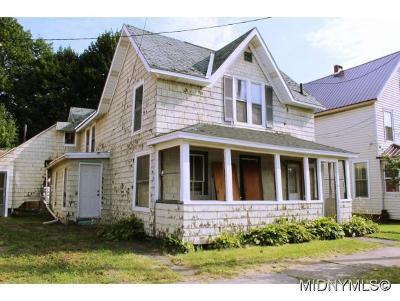 Herkimer County Single Family Home For Sale: 8 Hancock Street