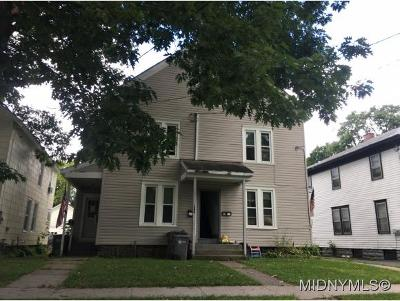 Rome Multi Family Home For Sale: 719 N Jay St