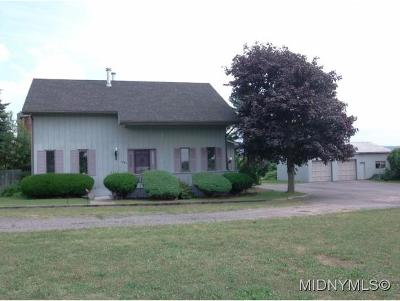 Herkimer County Single Family Home For Sale: 2176 State Route 5