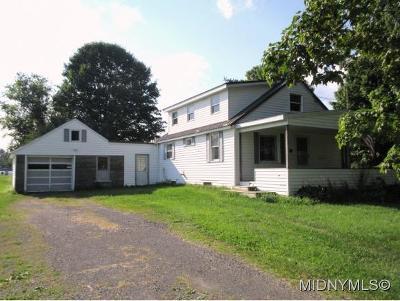 Steuben Single Family Home For Sale: 8911 Thompson