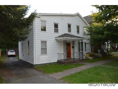 Oneida County Single Family Home For Sale: 817 Warren