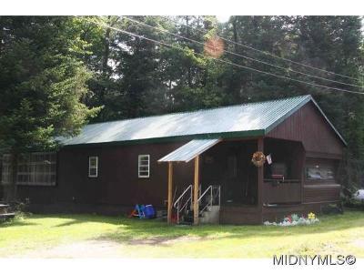 Forestport Single Family Home For Sale: 11459 Bellingertown Road