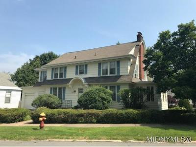 Oneida County Single Family Home For Sale: 17 Prospect Street