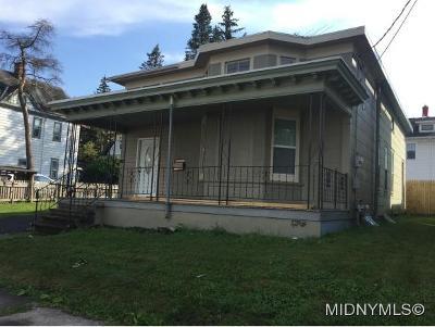Utica Single Family Home For Sale: 1229 Green Street
