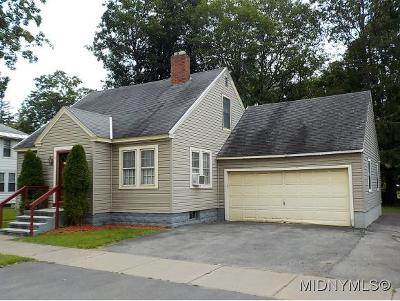 Herkimer County Single Family Home For Sale: 115 W German St