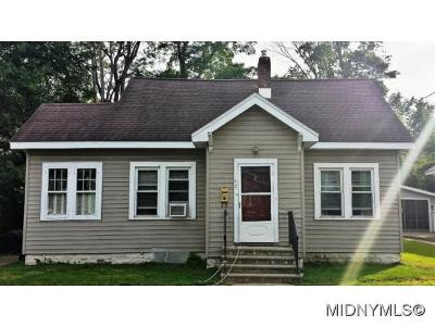 Oneida County Single Family Home For Sale: 42 Brookline