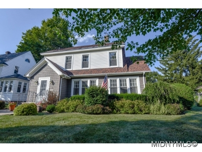 Blossvale, Floyd, Lee, Lee Center, Rome, Taberg Single Family Home For Sale: 110 Walnut St