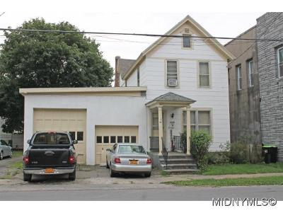 Herkimer County Single Family Home For Sale: 104 East Smith Street