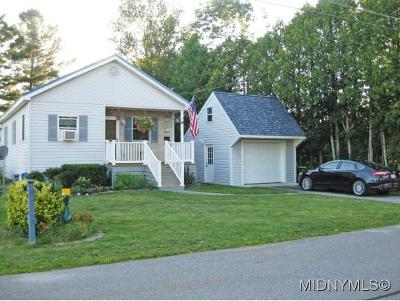 Herkimer County Single Family Home For Sale: 6 E. Timmerman St.