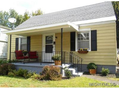 ROME Single Family Home For Sale: 516 Mayberry Rd