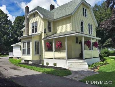 Herkimer County Single Family Home For Sale: 51 North Main Street
