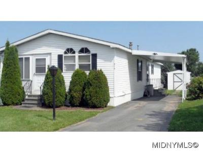 Clinton Mobile Home For Sale: 514 Patricia Drive