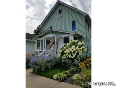 Herkimer County Single Family Home For Sale: 349 Gray Street