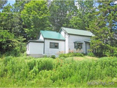 Herkimer County Single Family Home For Sale: 399 Fairview Road