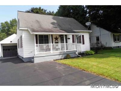 Oneida County Single Family Home For Sale: 123 Branch Street