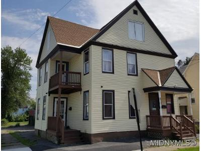 Utica Multi Family Home For Sale: 1501 Dudley Ave