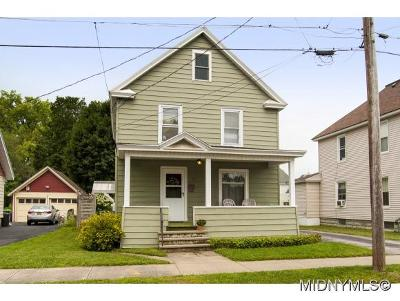 Herkimer County Single Family Home For Sale: 22 Devendorf St