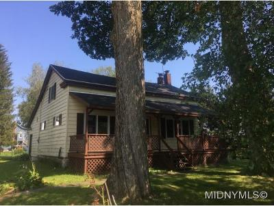 Oneida County Single Family Home For Sale: 7744 Higginsville Rd