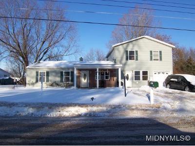 Verona Single Family Home For Sale: 5627 Fairlane Road