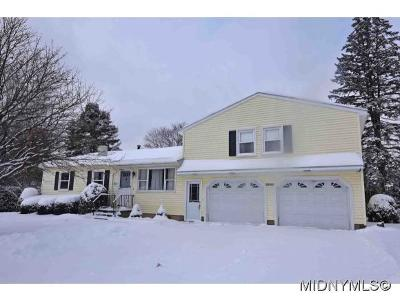 Oneida County Single Family Home For Sale: 501 Northrup Drive