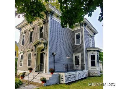 Herkimer County Single Family Home For Sale: 64 N Main St
