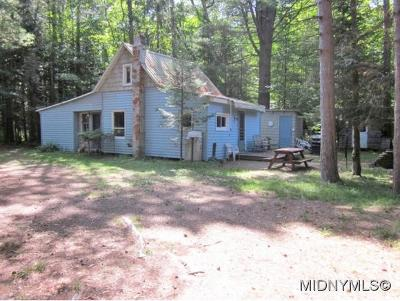 Forestport Single Family Home For Sale