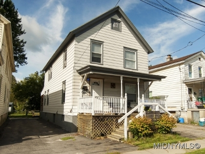 Herkimer County Single Family Home For Sale: 228 Williams Street