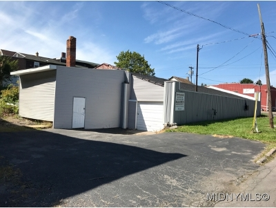 Utica NY Commercial For Sale: $49,900