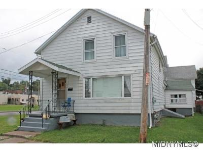 Herkimer County Single Family Home For Sale: 114 Skiff Avenue