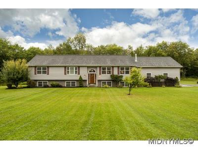 Marcy Single Family Home For Sale: 6064 Glass Factory Rd