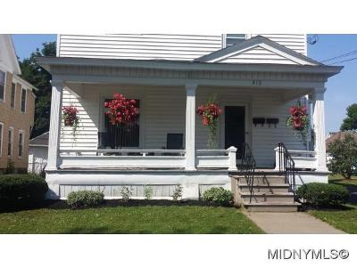 Frankfort Single Family Home For Sale: 310 First Ave