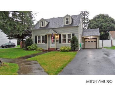 Herkimer County Single Family Home For Sale: 104 South Fifth Ave