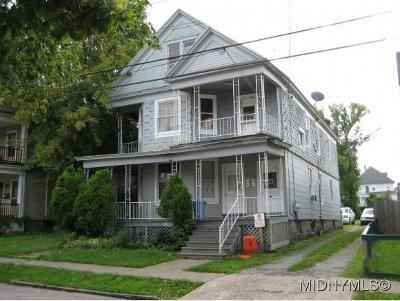 Utica Multi Family Home For Sale: 17 Watson Place