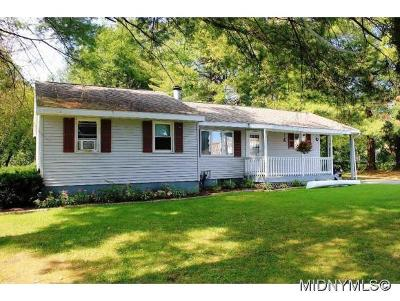 Holland Patent Single Family Home For Sale: 7915 Elm Street