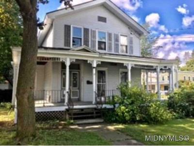 Rome Single Family Home For Sale: 327 West Thomas Street